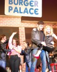 Danny and Sandy in Grease