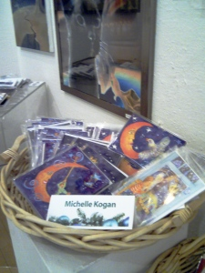 Michelle Kogan Holiday Greeting Cards EAC Art Expo 2012po