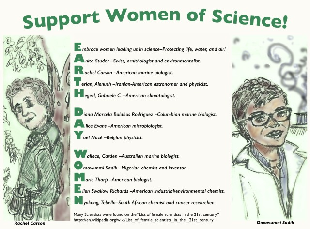 1-Support Women of Science -color-Poster 4-20-2017