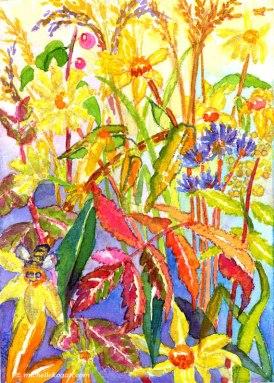 1-Michelle-Kogan-Fall-Wild-Flowers-at-Heller