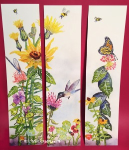 1--Little-Ditty-Hummingbird-bookmark-front-3-5-2018 copy