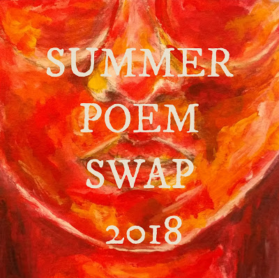 Summer Poem Swap logo 2018