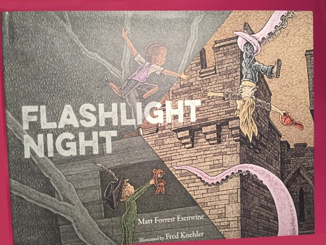 1-Flashlight night book 12-20-2018
