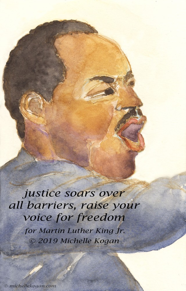 1a-haiku -watercolor justice soars over all barriers-1-21-2019 copy