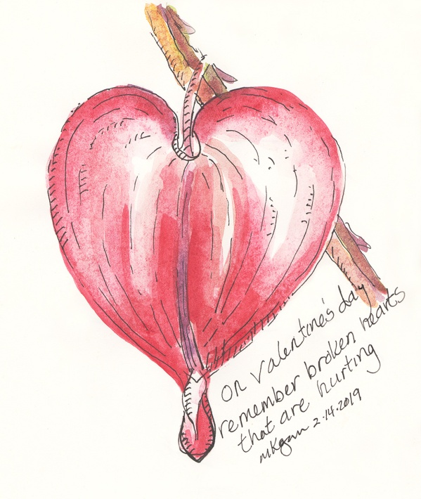 1a-Bleeding heart valentine haiku-2-14-2019