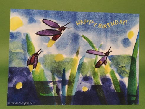 1-Firefly B-day card front 6-28-2019