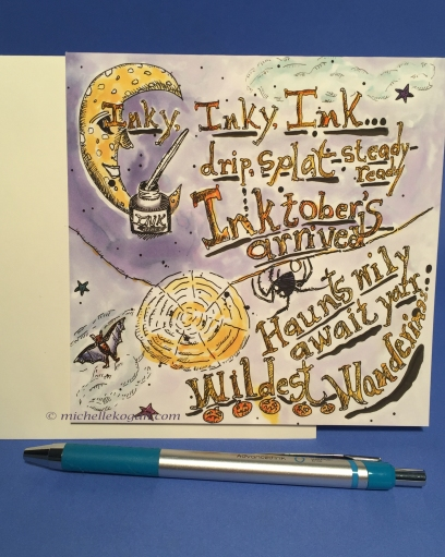 1- inky splat halloween card envp pen 10-2019