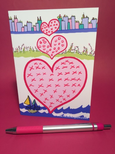 1-Valentine love advtg-card front pen 1-27-2020