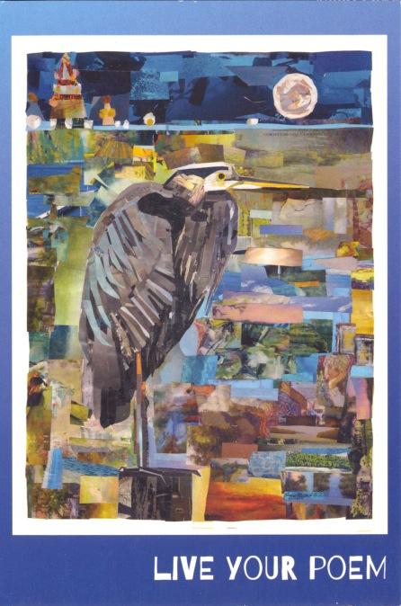 Irene Latham NPM postcard 4-9-2020