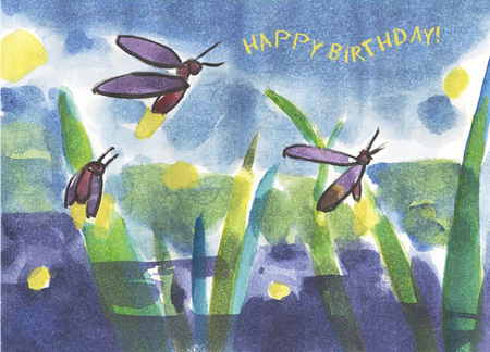 1-Firefly B-day card - front- kogan-6-24-2019